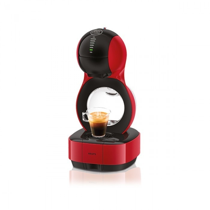 lumio red by krups nescaf dolce gusto. Black Bedroom Furniture Sets. Home Design Ideas